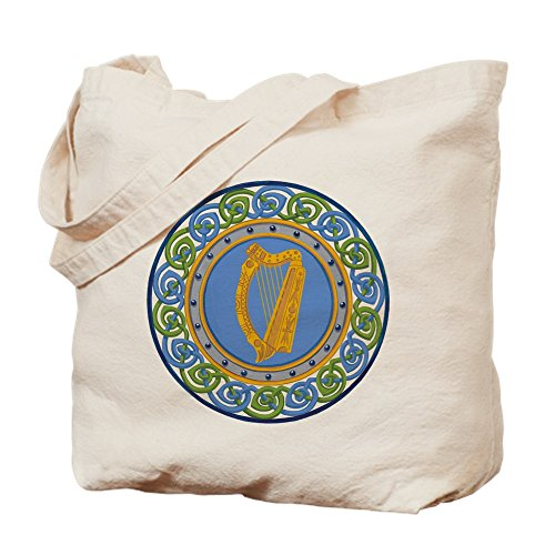 CafePress Ireland Tragetasche, Canvas, Khaki, M