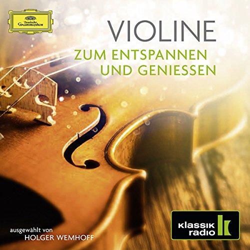 Preisvergleich Produktbild Violine (Klassik-Radio-Serie)