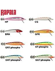 Kunstköder-Fischerei Pack Rapala grappy 9cm