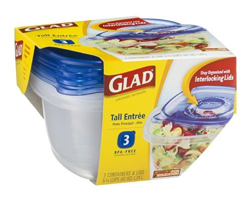 glad-containers-tall-entree-containers-lids-3-ct-pack-of-12-by-glad