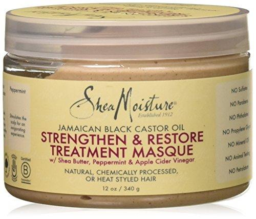 Shea Moisture Jamaican Black Castor Oil Masque 12oz -