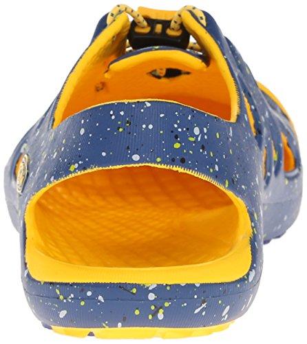 Keen Rio Junior dunkelblau - gelb