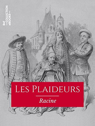 Couverture du livre Les Plaideurs (Classiques)