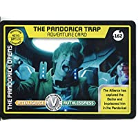 Doctor Who Monster Invasion Card #162 The Pandorica Trap