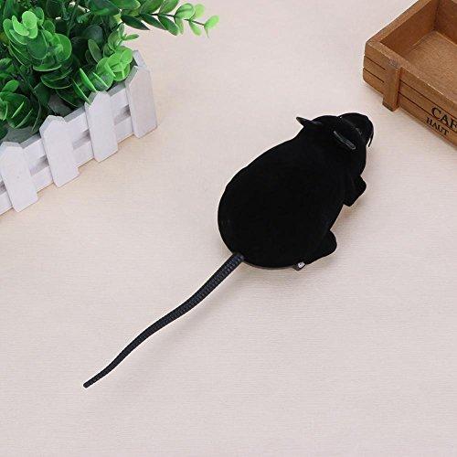 Elektrisches Hunde Katzenspielzeug Maus Ratte für Haustiere zur Beschäftigung