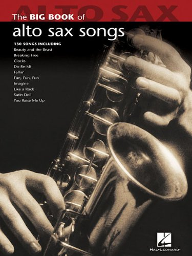 Big Book of Alto Sax Songs (Song Of The Beast)
