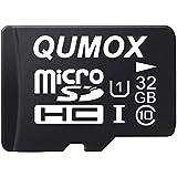QUMOX 32Go Micro SD HC 32 Go Go SDHC MicroSD carte