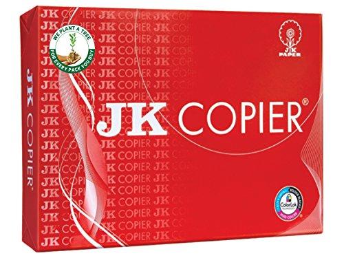 JK Copier Paper - A4, 500 Sheets, 75 GSM, -...