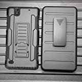 Sony Xperia C4 Case, Cocomii® [HEAVY DUTY] Robot Case *NEW* [ULTRA FUTURE ARMOR] Premium Belt Clip Holster Kickstand Bumper [MILITARY DEFENDER] Full-body Rugged Dual Layer Hybrid Protective Cover [COCOMII WARRANTY] ::: The Ultimate Protection from Drops a