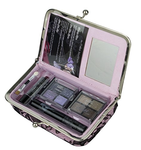 the-color-institute-brush-with-beauty-cosmetic-purse-pink-lace