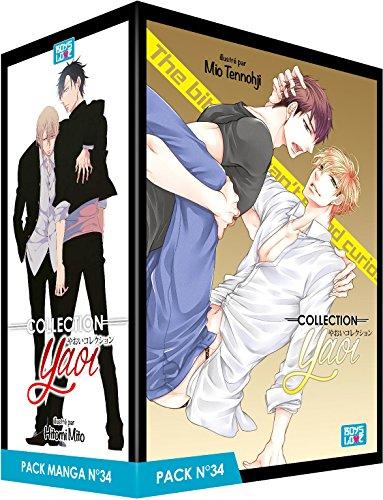 Pack Boy's Love - Partie 34-5 Mangas (Livres) - Yaoi