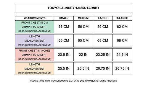 Hommes Doudoune Sans Manche Capuche Tokyo Laundry Tarnby Doublé Sherpa Gilet Veste Matelassée Bleu Nuit