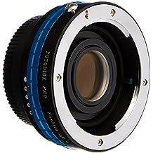 Fotodiox Pro adaptador de montura de lente - Yashica 230AF (YAF, y230af) a Nikon SLR/cámara réflex digital con esfera de Control de apertura de cristal y Elements para Ford Focus correctora, compatible con Nikon D7100, D7000, D5200, D5100, D3100, D300, D300S, D200, D60, D800, D800e, D4, D3, D2, D1