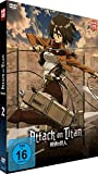 Attack on Titan - DVD Vol. 2 [Limited Edition] (inklusive Aufnäher)