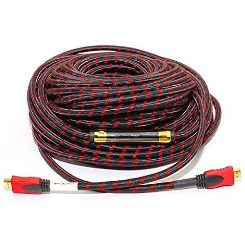 CABLING®Câble HDMI 15M de qualité prémium 1.4 - 2.0 -