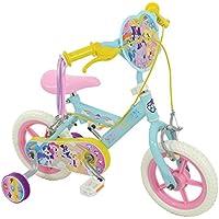 My Little Pony Girl Bike, Pale Blue, 12-Inch