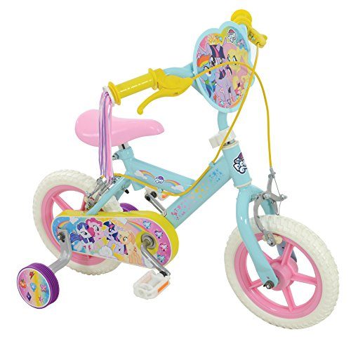 My Little Pony Girl Bike, Pale Blue, 12-inch Best Price and Cheapest