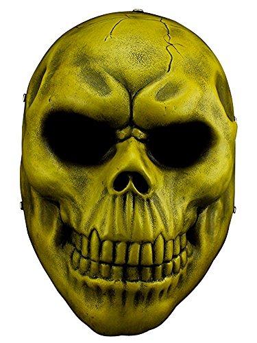 Aller Heiligen Tag Kostüm - ShallGood Minetom Unisex Halloween Kostüm Maske Latex Maske Cosplay Lustig Horrible Stil Alle Heiligen Tag Anime Maske Scary Kaninchen Clown Monster #6 One Size