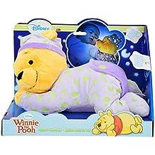 Simba 6315871568–Disney Winnie l'Ourson Bonne Nuit avec icônes lumineux