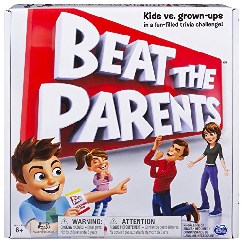 Spin Master 6040749 - Spin Master Games - Beat the Parents