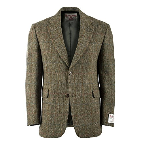 Harris Tweed Herren Jacke Gr. 48/Regulär, C001T