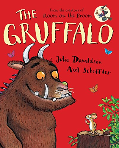 The Gruffalo por Julia Donaldson