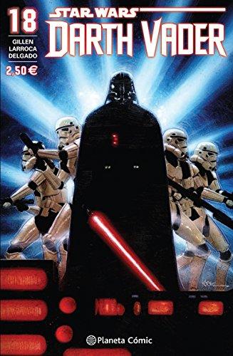 Star Wars Darth Vader nº 18/25 (Star Wars: Cómics Grapa Marvel) por Salvador Larroca