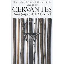 Don Quijote De La Mancha 1 (El Libro De Bolsillo - Bibliotecas De Autor - Biblioteca Cervantes)