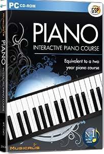 Piano: Interactive Piano Course (PC)