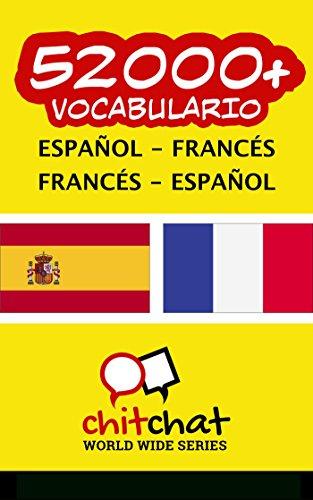 52000+ Español - Francés Francés - Español vocabulario por Jerry Greer
