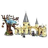 Womdee Hogwarts Große Halle, 39145 Magische Burg Bausatz 792 Stück für Kinder Alter 8 Geburtstags oder Neujahrsgeschenk