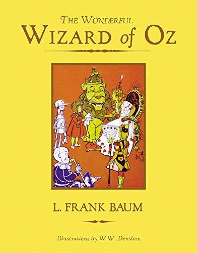 The Wonderful Wizard of Oz (Knickerbocker Children???s Classics) by L. Frank Baum (2015-02-27)