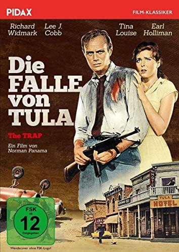 Die Falle von Tula (The Trap) / Spannender Thriller mit Starbesetzung (Pidax Film-Klassiker)