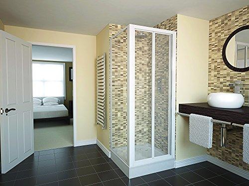 aqua-4-1174012-1850-x-800cm-shower-enclosure-frame-finish-clear-glass-white