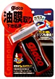 Soft99 04101 Glaco Glass Compound Roll on