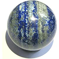 Schutz 230Gramm Lapis Lazuli 51mm Kugel crystal Healing Reiki Feng Shui Geschenk psychische Energie metaphysisch... preisvergleich bei billige-tabletten.eu