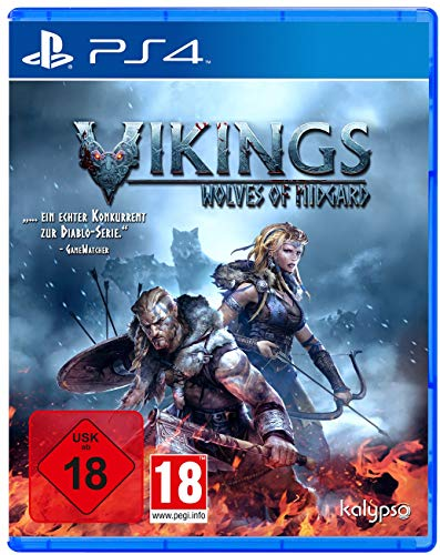 Vikings - Wolves of Midgard [PlayStation 4]