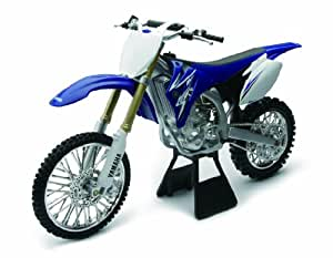 New Ray  - 49093 - Véhicule Miniature - Moto Yamaha YZ 450 F 2009 - Echelle 1/6
