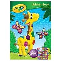 Crayola Sticker Book - Giraffe