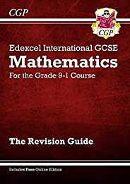 Edexcel International GCSE Maths Revision Guide - for the Grade 9-1 Course (with Online Edition)