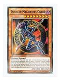 DPRP-DE013 Dunkler Magier des Chaos 1. Auflage im Set mit original Gwindi Kartenschutzhülle