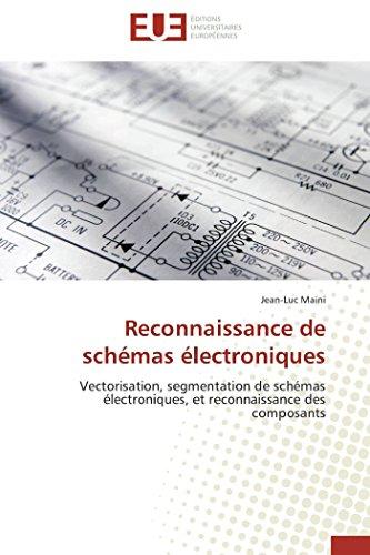 Reconnaissance de schémas électroniques par Jean-Luc Maini