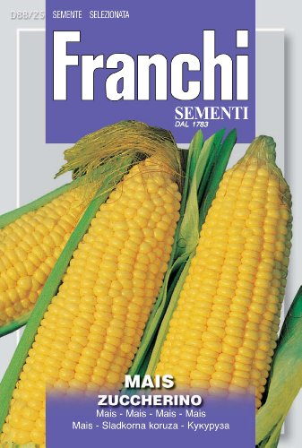 Seeds of Italy Ltd Franchi Maïs