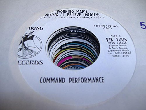 command-performance-45-rpm-working-mans-prayer-i-believe-medley-my-home-on-the-range