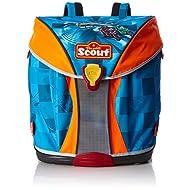 Scout Set de sacs scolaires 71400753400 Bleu