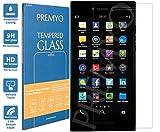 PREMYO Verre Trempé pour Blackberry Leap Film Protection Écran pour Blackberry Leap Vitre Protecteur Compatible avec Blackberry Leap Dureté 9H Bords 2,5D Anti-Rayures sans Bulles Résistant