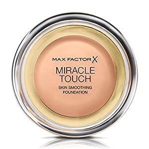 Max Factor Miracle Touch Foundation, Sand