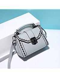 5d04408ff8 YTTY Abbigliamento piccola borsa piazza borsetta Fashion all Match Handbags  retro catena tracolla messenger,… EUR 41,21 · YTTY femminile da donna Sweet  ...
