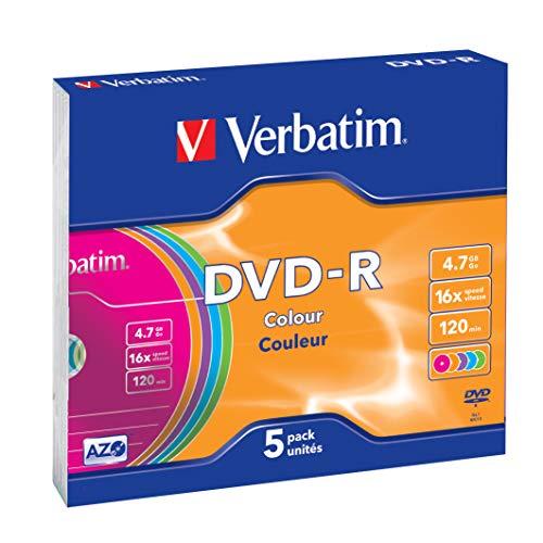 Almacenamiento de Datos Externo Multicolor VERBATIM