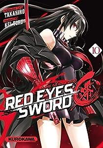 Red Eyes Sword Zero - Akame ga Kill ! Zero Edition simple Tome 10
